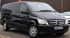 Mercedes Vito Mini Bus